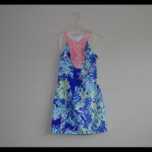 3508d02c84cc10 Lilly Pulitzer Dresses - Women's size 16 -Lilly Pulitzer Pearl Shift Dress